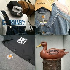 La nouvelle collection Carhartt est disponible à HawaiiSurf ! @carharttwip #carhartt #skateboard #skateboarding #workwear #streetwear #new #work #wear #fashion #jacket #cap #shirt #tshirt #pant #overall #hawaiisurf #paris