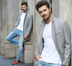 Get this look: http://lb.nu/look/8463745  More looks by Gian Maria Sainato: http://lb.nu/gian_maria_sainato  Items in this look:  Tell Them Tell Them   #casual #sporty #street