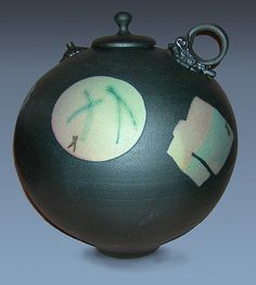 Jim Wylder  Teapot Globe