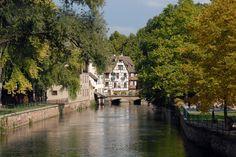 Quartier Petite France, Strasbourg Photo - Photographe Alsace