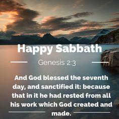 Happy Sabbath!! | Happy Sabbath | Pinterest