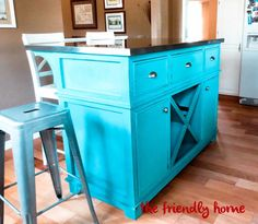 Ana White | Build a Shepard Kitchen Island | Free and Easy DIY Project and Furniture Plans