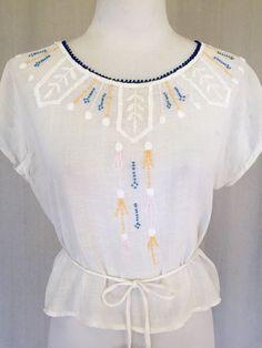Bildresultat för art deco embroidery blouse