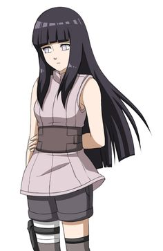 hinata hyuga I can't tell if this is the actual anime or a drawing so I will put it in drawing if anyone knows comment and I will switch it if it's from the anime