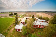 Mäntylän tila, B  B. - Jurva, South Ostrobothnia province of Western Finland. - Etelä-Pohjanmaa.  http://www.mantylantila.fi/