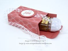 Hand gel box – Stamp with Nellie - Tours,Trips,Home Decoration,Hairstyle Hand Sanitizer Holder, Arc Notebook, Learn Calligraphy, Envelope Punch Board, Treat Holder, Pretty Box, Corporate Gifts, Little Gifts, Bath And Body Works