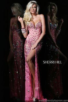 Sherri Hill 21133 prom dress
