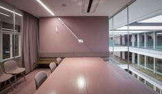 The Bridge – Meeting rooms by RIIS Retail, Aarhus – Denmark » Retail Design Blog