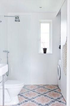 tiles - Pretty Danish Summerhouse   NordicDesign.ca