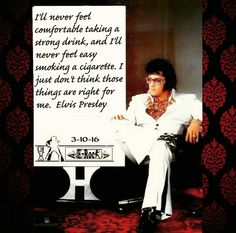 ELVIS PRESLEY QUOTE OF THE DAY!