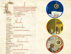 Eustache Marcadé, Mystère de la Vengeance de Notre Seigneur Ihesu Crist. British Library, Add Ms 89066/2