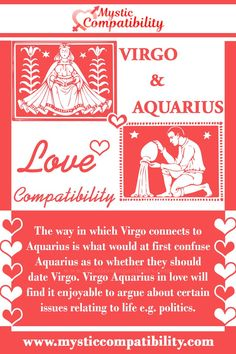 The way in which Virgo connects to Aquarius is what would at first confuse Aquarius as to whether they should date Virgo. #Virgo #Aquarius #Relationship_Compatibility #VirgoAquarius #RelationshipCompatibility #zodia_signs