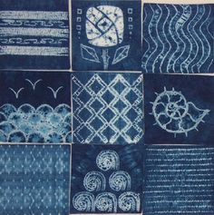 Oil and Cotton: SHIBORI DYING - Fiber Arts Series