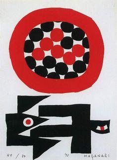 ymutate:  Masanari Murai, Sun and Bird1973, found atichiban.narod.ru, posted by ymutate