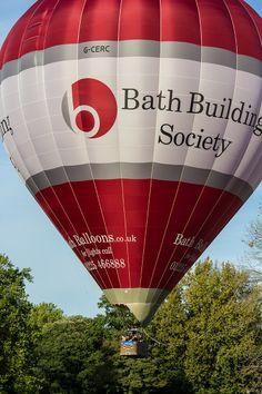Launching from Royal Victoria Park, Bath Hot Air Balloon, Fields, Balloons, Victoria, Bath, Globes, Bathing, Hot Air Balloons, Balloon