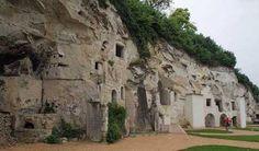 Het Loiredal (deel 7) - Saumur, grotwoningen en champignons - Plazilla.com