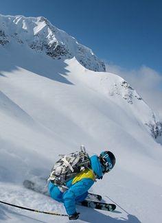Ingrid Backstrom, legendary female skier