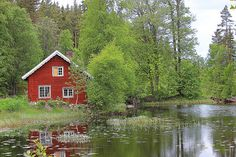 Lovely Swedish summerhouse
