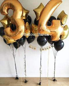 Balloons Event Rentals Number BalloonsWebsta InstagramBirthday