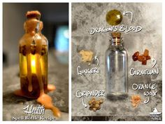 spell jars health & health spell jar _ good health spell jar _ spell jar for health _ spell jars health _ spell jars recipes health Jar Spells, Healing Spells, Magick Spells, Witch Bottles, Magic Bottles, Wiccan Altar, Wiccan Witch, Health Spell, Herbal Magic