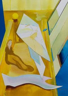 abstract figure paintings to engage you  –  Dilemma