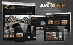 A responsive web design for Esper Custom Homes - www.espercustomhomes.ca - Design by Amortech Inc (www.amortech.ca)