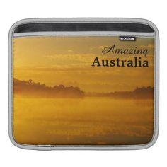 Amazing Australia IPad sleeve - diy individual customized design unique ideas