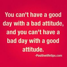 Motivation to have a good attitude. Great Quotes, Quotes To Live By, Me Quotes, Funny Quotes, Inspirational Quotes, Super Quotes, The Words, Beau Message, Good Attitude