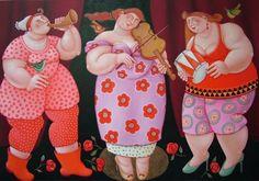 Ada Breedveld - Swinging ladies