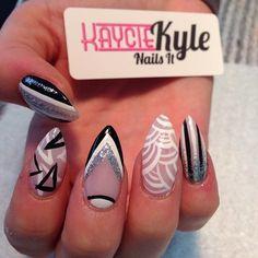 kayciekyle: Kylie's black and