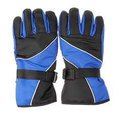VESNIBA Nonslip Skiing Climbing Cycling Bike Pad Full Finger Sports Glove Dark Blue Free size * Find out more about the great product at the image link.
