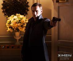 X-Men - Michael Fassbender - Magneto