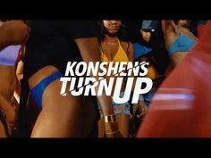 Konshens - Turn Up | Official Video | Dancehall 2016 - YouTube