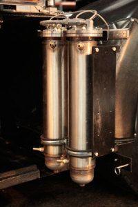 Hydrogen Injection Technologies' aftermarket supplemental hydrogen on-demand fuel system.