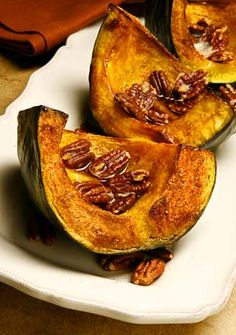 Cooking Basics: Roasted Kabocha Squash with Cinnamon| www ...