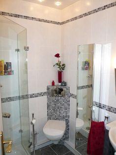 Bad Renovieren Hamburg eck wc im bad mit mosaik gestalten in glinde bei hamburg furdo