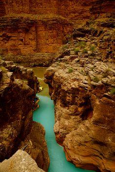 Havasu Creek.