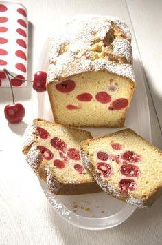 Kirsch-Marzipan-Kuchen für Kinder Rezept   Dr. Oetker