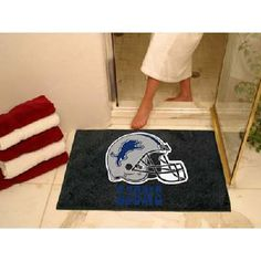 American Floor Mats Boise State Broncos NCAA College Home Field Team Area Rug 310x54