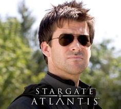 Joe Flanigan... bought all the Stargate Atlantis DVD's so that I can watch you anytime... I know, I'm an idiot :) #stargate #atlantis