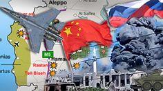 """هل تعكس سياسة الصين تجاه الازمة السورية """"تحولات إستراتيجية جديدة في المنطقة""""؟"""