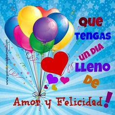 ♥ AMOR Y FELICIDAD. ♥♡