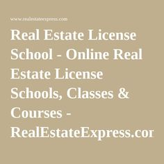 Real Estate college subjects in spanish