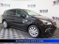 $9480 in savings on this New 2016 Buick Envision in Ebony Twilight Metallic. Bonus Tag sale priced at only $35,900! Panoramic Moonroof, Navigation, AWD - all new vehicle for 2016! Details here:http://tinyurl.com/hutluqe