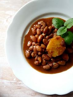 How To Cook Sugar Beans Curry - Food like Amma used to make it