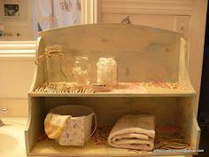 shelf for baby's room
