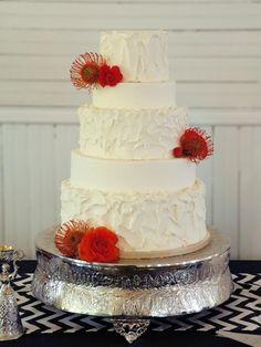 Wedding Cakes - Blue Note Bakery