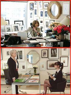 Miranda Priestley the devil Wears Prada, Anna Wintour American Vogue