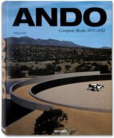 Tadao Ando. Complete Works. Libros TASCHEN (Jumbo)
