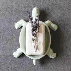 Turtle Soap Dish | dotandbo.com